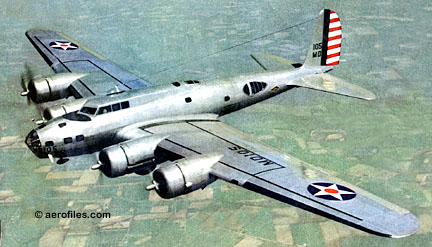 The Flying Fortress Boe-b17c