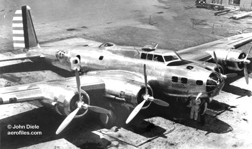 The Flying Fortress Boeing-299